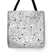 Cyclonal Tote Bag