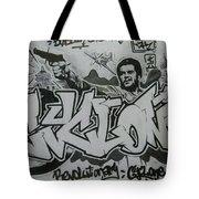 Cyclone Tote Bag