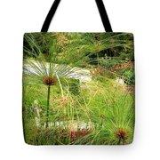 Cyperus Papyrus - Bulrush Tote Bag