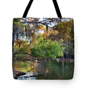 Cypress Bend Tote Bag