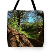 Cypress Bend Park In New Braunfels Tote Bag
