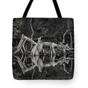 Cypress Design Tote Bag