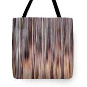 Cypress Grove Abstract Tote Bag