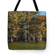 Cypress Grove Four Tote Bag