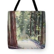 Cypress Mt. Tote Bag