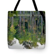 Cypress Pond Tote Bag