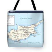 Cyprus 2 Tote Bag
