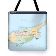 Cyprus Tote Bag