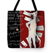 Cyrus The Xylophone Lover Tote Bag