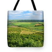 Czech Central Mountains Tote Bag