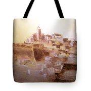 D Alt Vila Ibiza Old Town Tote Bag