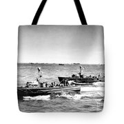 D-day 1944 Tote Bag