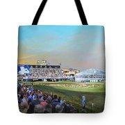 D P World Tour Championship 2013 Tote Bag