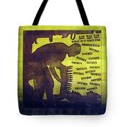 D U Rounds Project, Print 11 Tote Bag