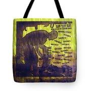 D U Rounds Project, Print 12 Tote Bag