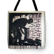 D U Rounds Project, Print 22 Tote Bag