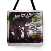 D U Rounds Project, Print 5 Tote Bag