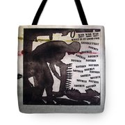 D U Rounds Project, Print 8 Tote Bag