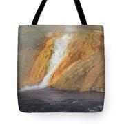 D09126 Outlet Of Midway Geyser Basin Tote Bag