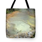 D09146 Sulpher Cauldron Area 2 Tote Bag