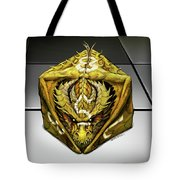 D8 Dragon Tote Bag