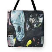 Da Foot Tote Bag