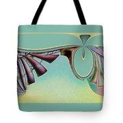 Da Vinci's Nudge Tote Bag