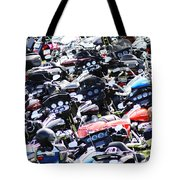Harley-davidson Rally Tote Bag