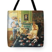 Daddys Home Tote Bag