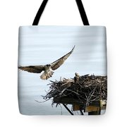 Dads Home Tote Bag