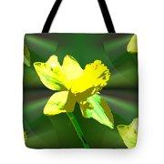 Daffodil Delight Tote Bag