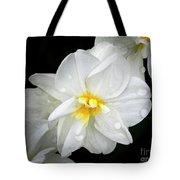 Daffodil Diagonal Tote Bag