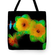 Daffodil Glow Tote Bag