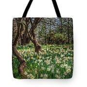 Daffodil Hill Gardens Tote Bag