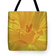 Daffodil In Spring Tote Bag