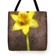 Daffodil Pencil Tote Bag