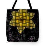 Daffodil Weave Tote Bag