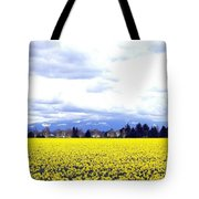 Daffodils By The Million Tote Bag