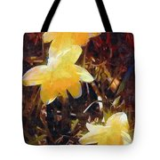 Daffs Gone Goth Tote Bag