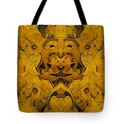 Daffy Daffodils Tote Bag