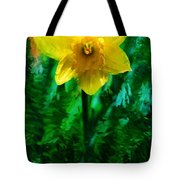 Daffy Dill Tote Bag