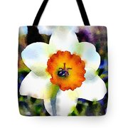 Daffy Down Dilly Tote Bag