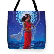 Dahlia - Attend To Your Shadows Tote Bag
