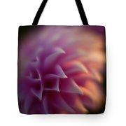 Dahlia Dusk Tote Bag
