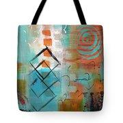 Daily Abstract Week 2, #3 Tote Bag
