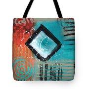 Daily Abstract Week 2, #5 Tote Bag