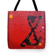 Daily Abstraction 218020701b Tote Bag