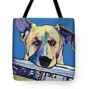 Daily Duty Tote Bag by Pat Saunders-White