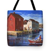 Daily Harvest Tote Bag