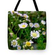 Dainty Flowers Tote Bag